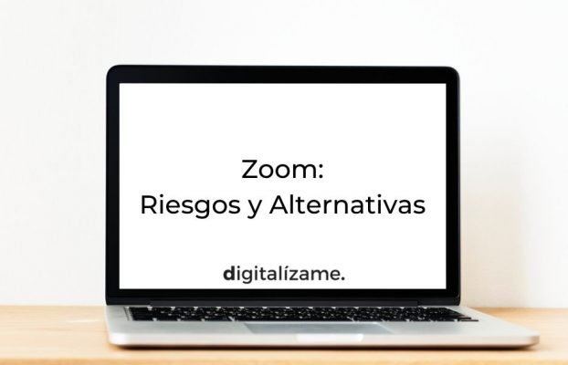 Riesgos de Zoom y Alternativas