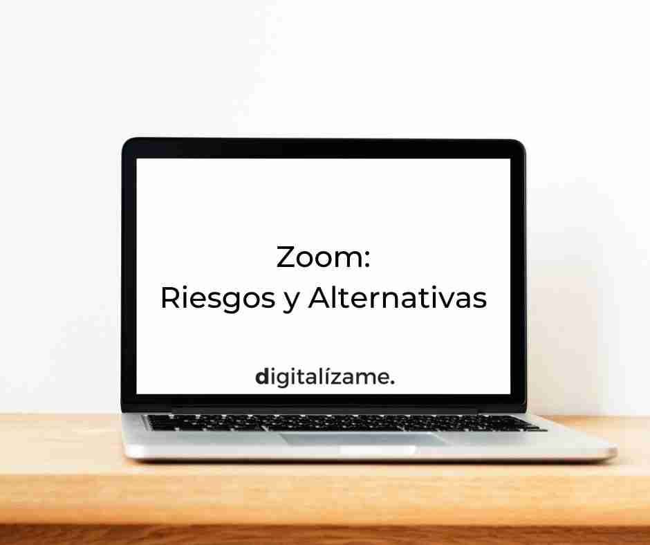 Riesgos de Zoom y Alternativas