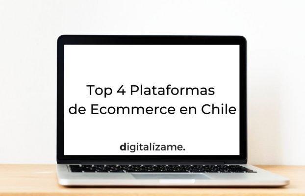 Top 4 Plataformas de Ecommerce en Chile