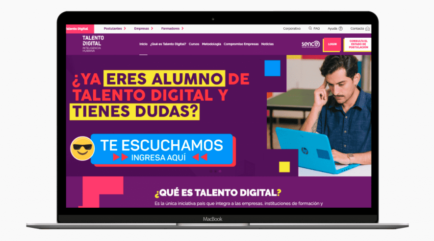 Talento Digital Para Chile